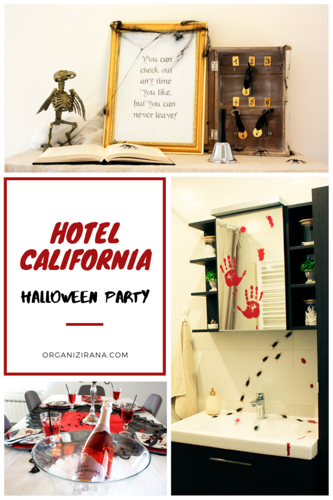 Hotel California Party